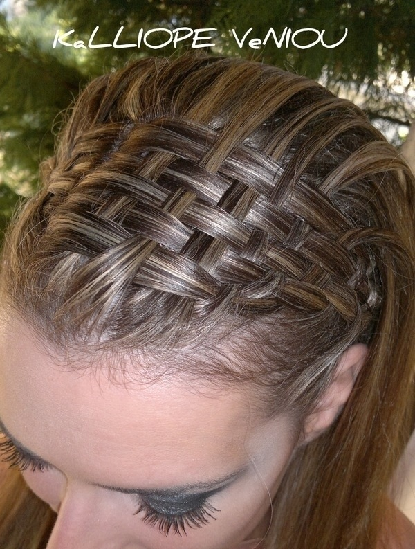 About Hair Style : Basket Weave Hairstyle DianaStylist.com